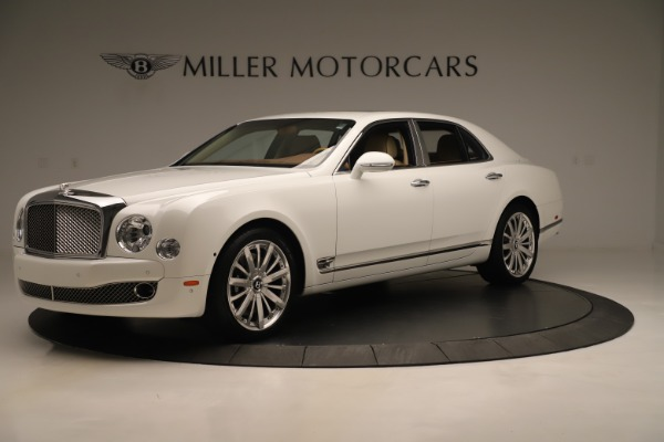 Used 2016 Bentley Mulsanne for sale Sold at Bugatti of Greenwich in Greenwich CT 06830 2
