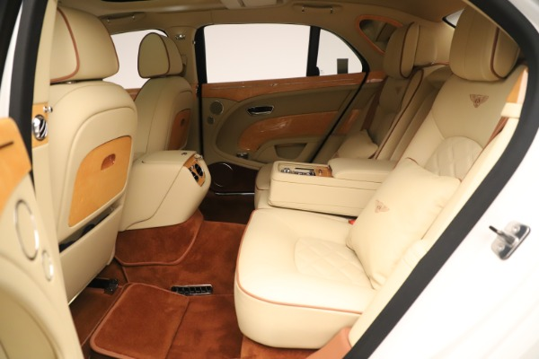 Used 2016 Bentley Mulsanne for sale Sold at Bugatti of Greenwich in Greenwich CT 06830 22