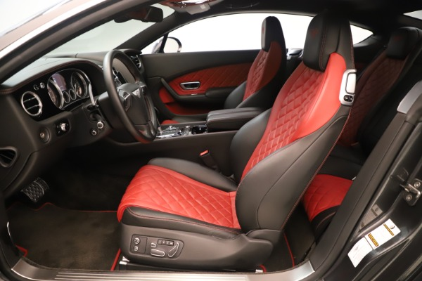 Used 2016 Bentley Continental GT V8 S for sale Sold at Bugatti of Greenwich in Greenwich CT 06830 21