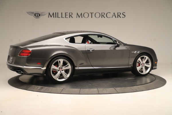 Used 2016 Bentley Continental GT V8 S for sale Sold at Bugatti of Greenwich in Greenwich CT 06830 8