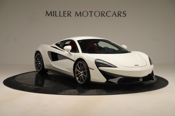 New 2020 McLaren 570S Coupe for sale $215,600 at Bugatti of Greenwich in Greenwich CT 06830 10