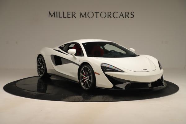 New 2020 McLaren 570S for sale $215,600 at Bugatti of Greenwich in Greenwich CT 06830 10
