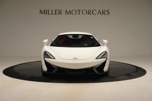 New 2020 McLaren 570S for sale $215,600 at Bugatti of Greenwich in Greenwich CT 06830 11