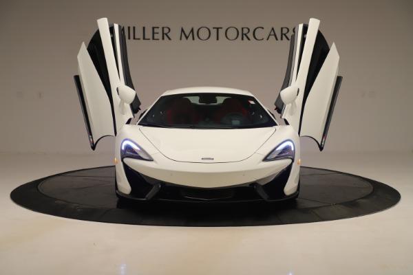 New 2020 McLaren 570S for sale $215,600 at Bugatti of Greenwich in Greenwich CT 06830 12