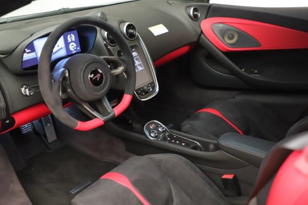 New 2020 McLaren 570S for sale $215,600 at Bugatti of Greenwich in Greenwich CT 06830 16