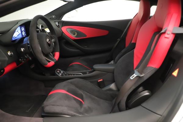 New 2020 McLaren 570S for sale $215,600 at Bugatti of Greenwich in Greenwich CT 06830 17