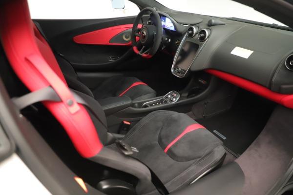 New 2020 McLaren 570S for sale $215,600 at Bugatti of Greenwich in Greenwich CT 06830 19