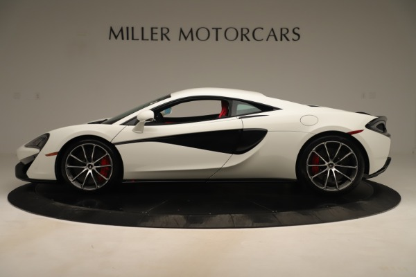 New 2020 McLaren 570S for sale $215,600 at Bugatti of Greenwich in Greenwich CT 06830 2