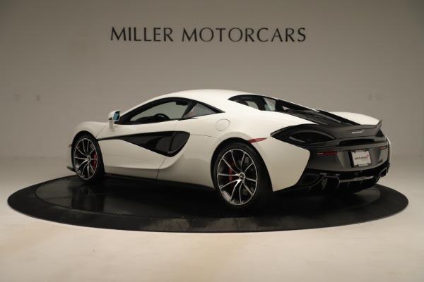 New 2020 McLaren 570S for sale $215,600 at Bugatti of Greenwich in Greenwich CT 06830 3