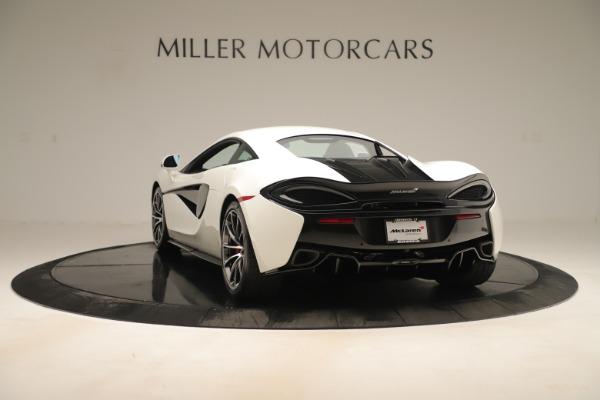 New 2020 McLaren 570S for sale $215,600 at Bugatti of Greenwich in Greenwich CT 06830 4