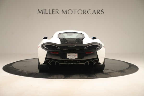 New 2020 McLaren 570S Coupe for sale $215,600 at Bugatti of Greenwich in Greenwich CT 06830 5