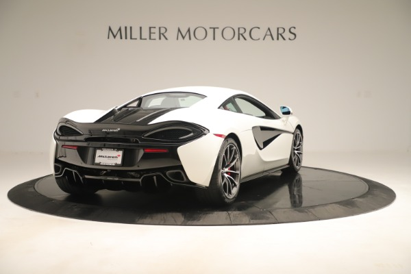 New 2020 McLaren 570S Coupe for sale $215,600 at Bugatti of Greenwich in Greenwich CT 06830 6