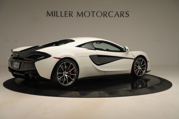 New 2020 McLaren 570S Coupe for sale $215,600 at Bugatti of Greenwich in Greenwich CT 06830 7