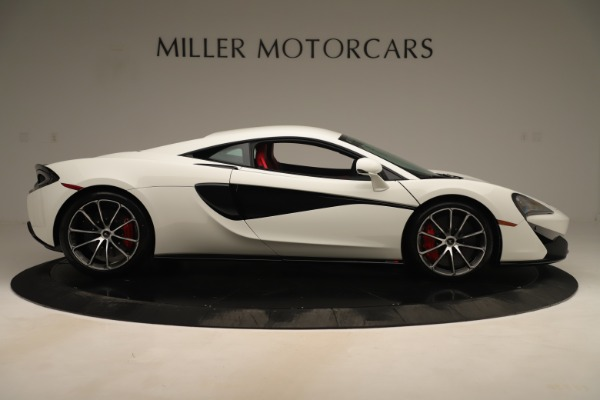 New 2020 McLaren 570S Coupe for sale $215,600 at Bugatti of Greenwich in Greenwich CT 06830 8