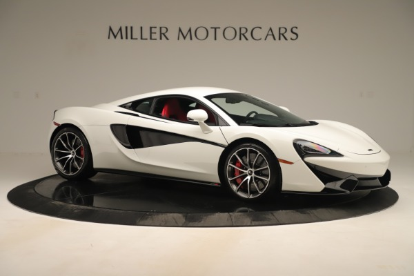 New 2020 McLaren 570S Coupe for sale $215,600 at Bugatti of Greenwich in Greenwich CT 06830 9