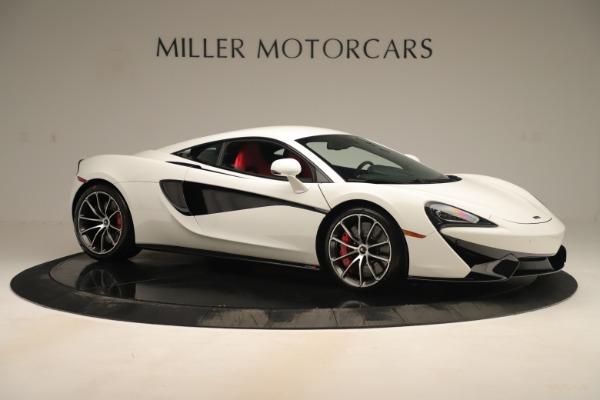New 2020 McLaren 570S for sale $215,600 at Bugatti of Greenwich in Greenwich CT 06830 9