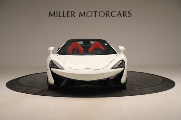 New 2020 McLaren 570S Convertible for sale Sold at Bugatti of Greenwich in Greenwich CT 06830 11