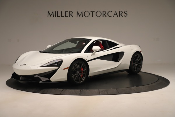 New 2020 McLaren 570S Convertible for sale Sold at Bugatti of Greenwich in Greenwich CT 06830 14