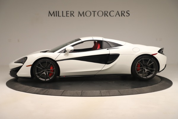 New 2020 McLaren 570S Convertible for sale Sold at Bugatti of Greenwich in Greenwich CT 06830 15