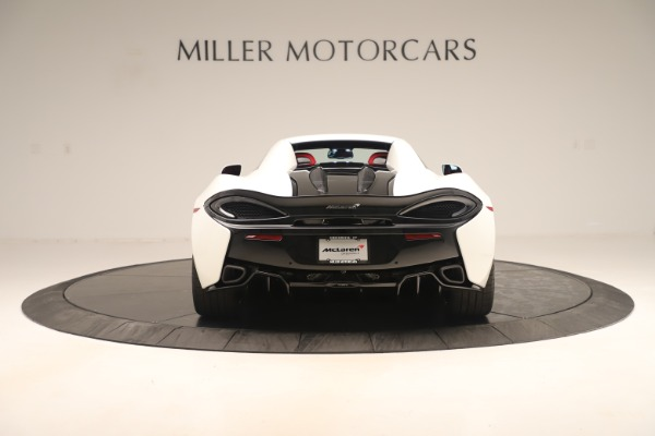 New 2020 McLaren 570S Convertible for sale Sold at Bugatti of Greenwich in Greenwich CT 06830 17