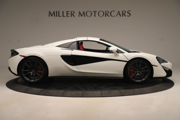 New 2020 McLaren 570S Convertible for sale Sold at Bugatti of Greenwich in Greenwich CT 06830 19