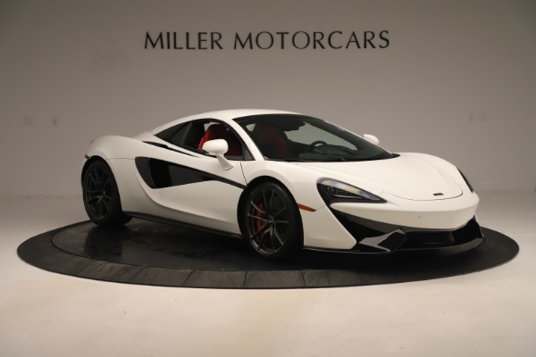 New 2020 McLaren 570S Convertible for sale Sold at Bugatti of Greenwich in Greenwich CT 06830 20