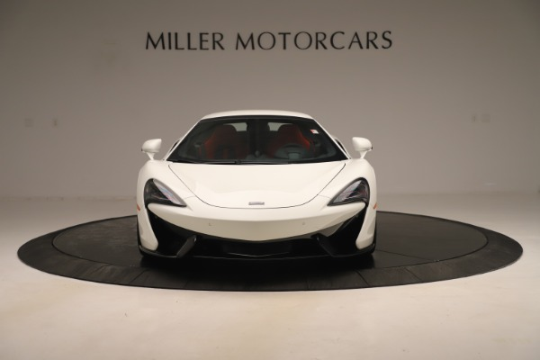 New 2020 McLaren 570S Convertible for sale Sold at Bugatti of Greenwich in Greenwich CT 06830 21