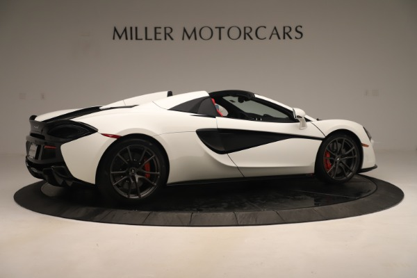 New 2020 McLaren 570S Convertible for sale Sold at Bugatti of Greenwich in Greenwich CT 06830 7