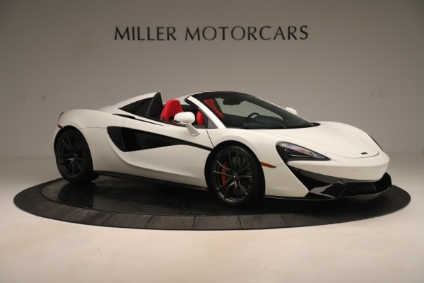 New 2020 McLaren 570S Convertible for sale Sold at Bugatti of Greenwich in Greenwich CT 06830 9