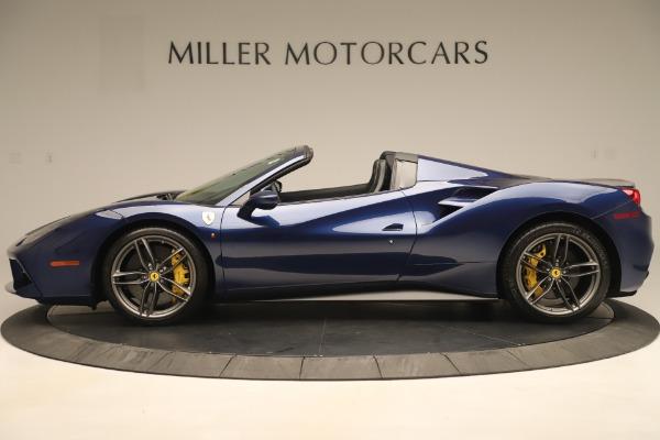 Used 2018 Ferrari 488 Spider for sale Sold at Bugatti of Greenwich in Greenwich CT 06830 3