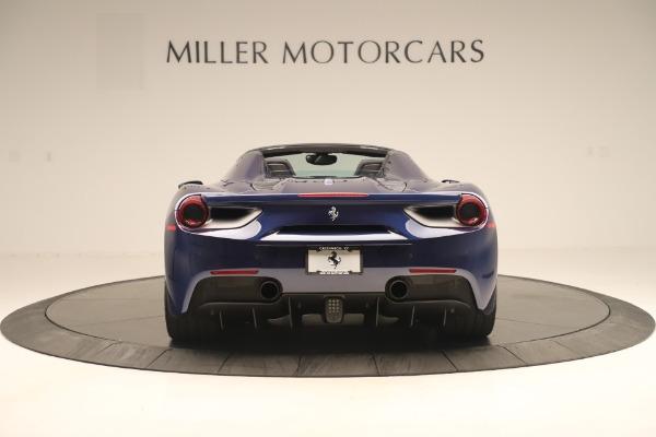 Used 2018 Ferrari 488 Spider for sale Sold at Bugatti of Greenwich in Greenwich CT 06830 6
