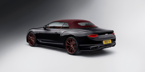 New 2020 Bentley Continental GTC W12 Number 1 Edition by Mulliner for sale Sold at Bugatti of Greenwich in Greenwich CT 06830 2