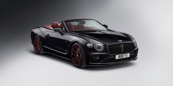 New 2020 Bentley Continental GTC W12 Number 1 Edition by Mulliner for sale Sold at Bugatti of Greenwich in Greenwich CT 06830 3