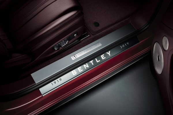 New 2020 Bentley Continental GTC W12 Number 1 Edition by Mulliner for sale Sold at Bugatti of Greenwich in Greenwich CT 06830 6