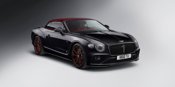 New 2020 Bentley Continental GTC W12 Number 1 Edition by Mulliner for sale Sold at Bugatti of Greenwich in Greenwich CT 06830 1