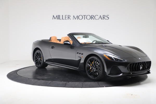 New 2019 Maserati GranTurismo MC Convertible for sale $178,745 at Bugatti of Greenwich in Greenwich CT 06830 10