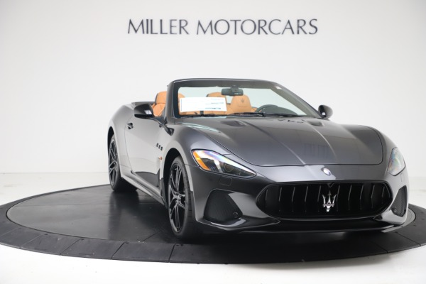 New 2019 Maserati GranTurismo MC Convertible for sale $178,745 at Bugatti of Greenwich in Greenwich CT 06830 11