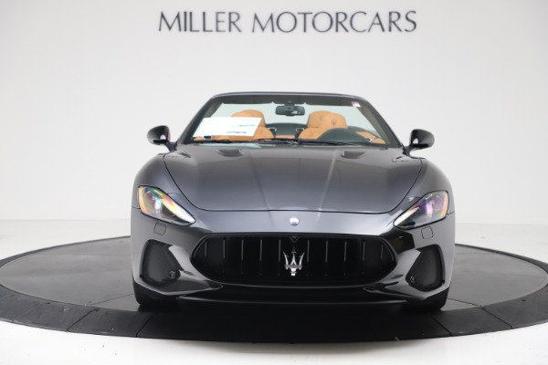 New 2019 Maserati GranTurismo MC Convertible for sale $178,745 at Bugatti of Greenwich in Greenwich CT 06830 12