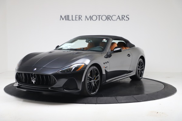 New 2019 Maserati GranTurismo MC Convertible for sale $178,745 at Bugatti of Greenwich in Greenwich CT 06830 13