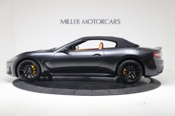 New 2019 Maserati GranTurismo MC Convertible for sale $178,745 at Bugatti of Greenwich in Greenwich CT 06830 14
