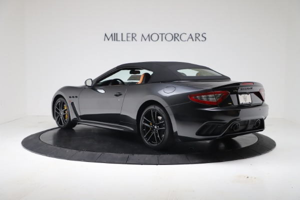 New 2019 Maserati GranTurismo MC Convertible for sale $178,745 at Bugatti of Greenwich in Greenwich CT 06830 15