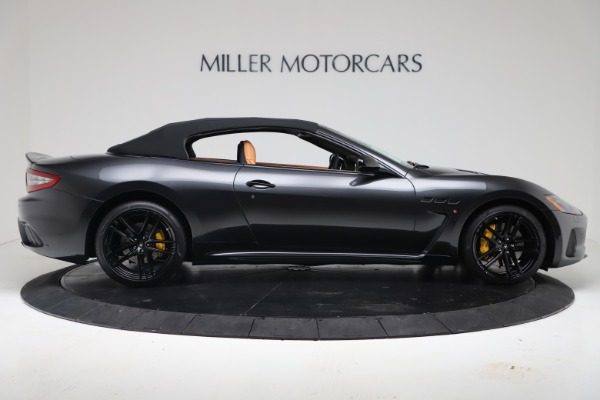 New 2019 Maserati GranTurismo MC Convertible for sale $178,745 at Bugatti of Greenwich in Greenwich CT 06830 17