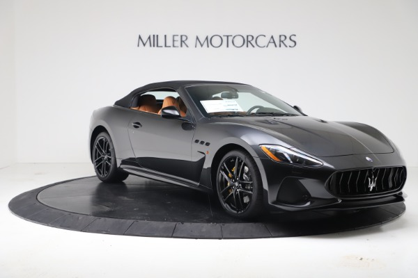 New 2019 Maserati GranTurismo MC Convertible for sale $178,745 at Bugatti of Greenwich in Greenwich CT 06830 18