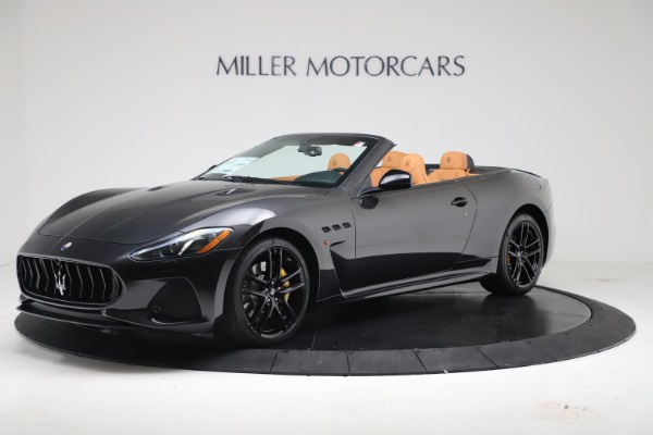New 2019 Maserati GranTurismo MC Convertible for sale $178,745 at Bugatti of Greenwich in Greenwich CT 06830 2