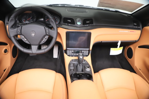 New 2019 Maserati GranTurismo MC Convertible for sale $178,745 at Bugatti of Greenwich in Greenwich CT 06830 22
