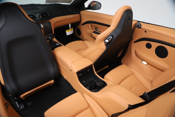 New 2019 Maserati GranTurismo MC Convertible for sale $178,745 at Bugatti of Greenwich in Greenwich CT 06830 25