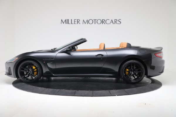 New 2019 Maserati GranTurismo MC Convertible for sale $178,745 at Bugatti of Greenwich in Greenwich CT 06830 3