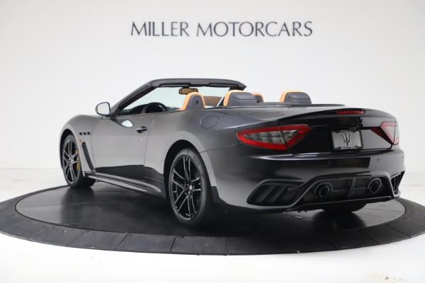 New 2019 Maserati GranTurismo MC Convertible for sale $178,745 at Bugatti of Greenwich in Greenwich CT 06830 5