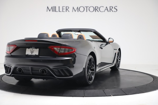 New 2019 Maserati GranTurismo MC Convertible for sale $178,745 at Bugatti of Greenwich in Greenwich CT 06830 7