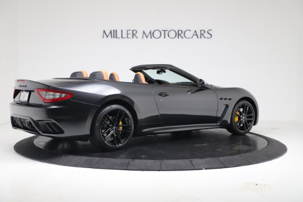 New 2019 Maserati GranTurismo MC Convertible for sale $178,745 at Bugatti of Greenwich in Greenwich CT 06830 8
